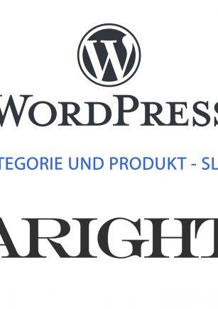Woocommerce Produkt-Slug +Kategorie URL entfernen - Permalink